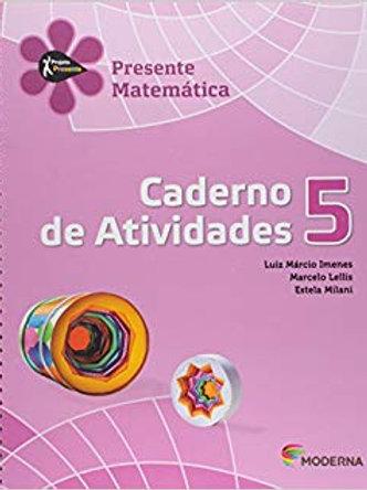 Matemática, Projeto presente matemática 2