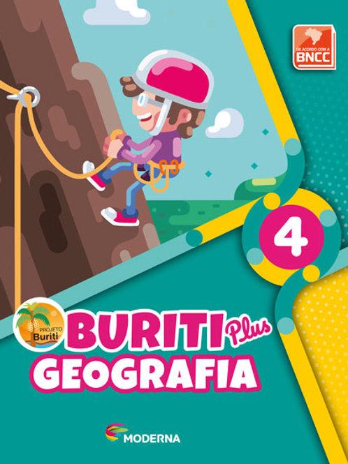 Projeto Buriti Plus Geografia 4ª ano