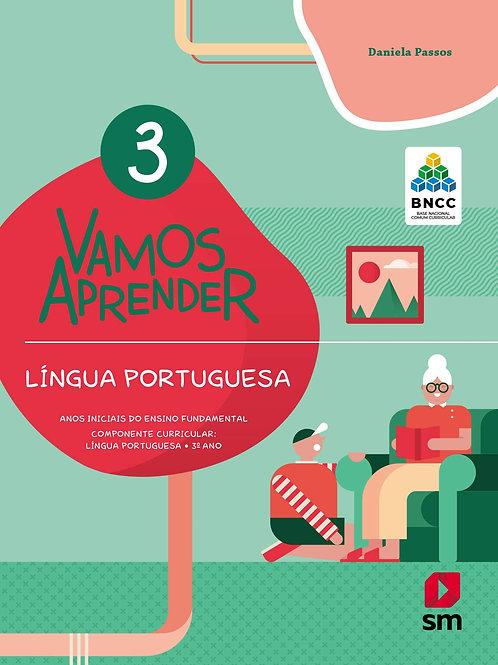 Vamos Aprender - Língua Portuguesa - 3º ano