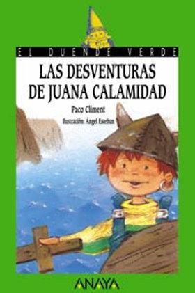 Las desventuras de Juana Calamidad