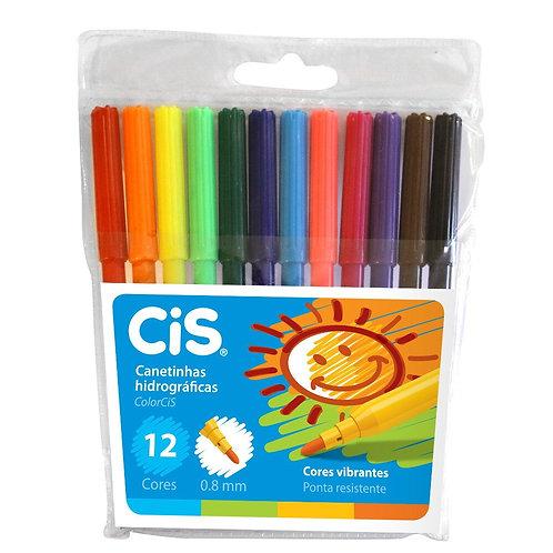 6 - Cis - 12 cores