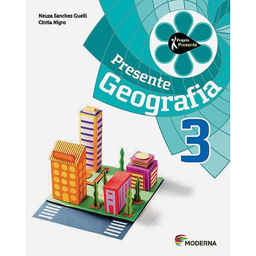 Projeto presente geografia 3