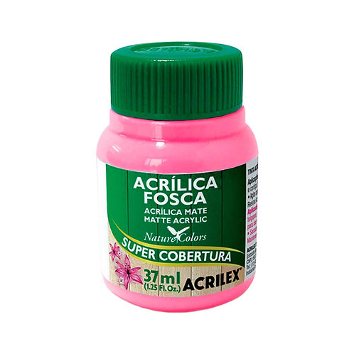 Acrilex - Pink Fosco