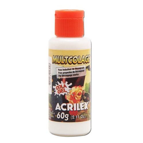 4 - Cola em Gel Acrilex 60g