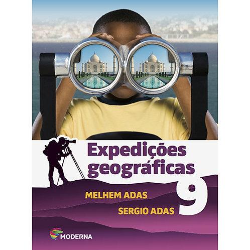 Geografia expedições geográficas 9