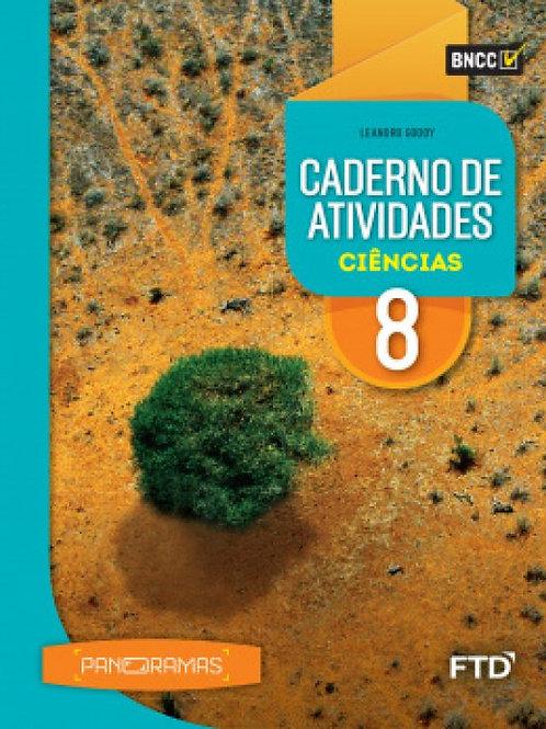 Panoramas - Ciências - 8º ano - Caderno de Atividades