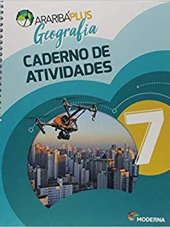 Geografia caderno de atividades