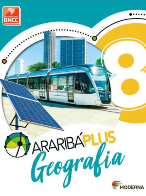 Geografia Araribá Plus