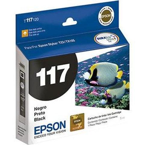 Cartucho Epson 117 Preto T23-24-105-115