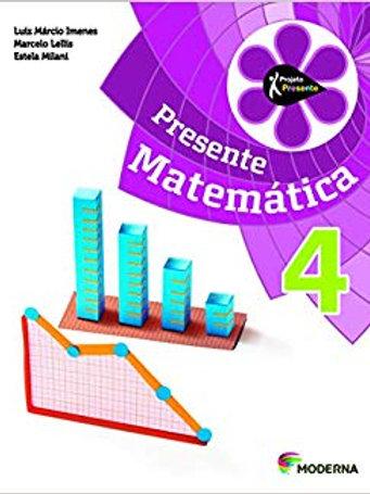 Matemática Projeto presente 4º ano
