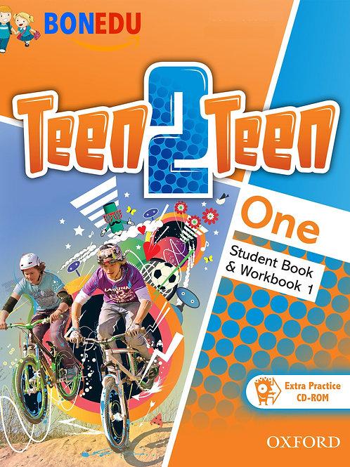 Teen 2 Teen - Student Book & Workbook - 6º ano