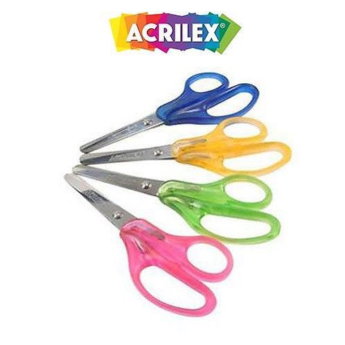 7 - Tesoura Acrilex 13cm
