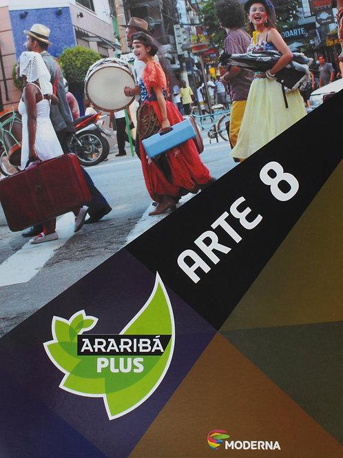 Araribá Plus Artes 8 ano
