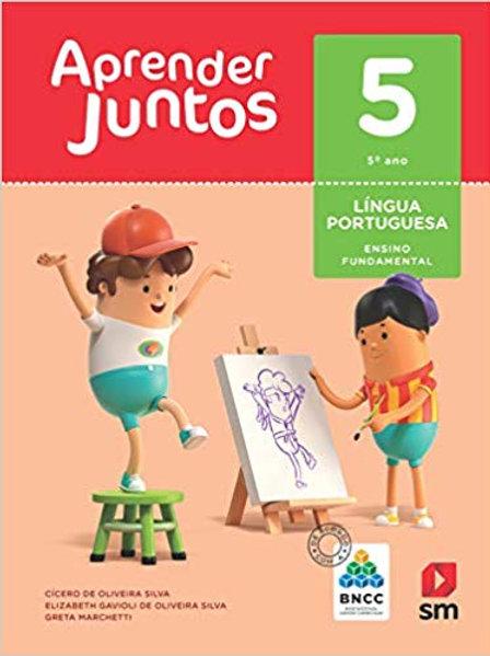 Língua portuguesa aprender juntos 5