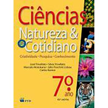 Ciências naturais Aprendendo com o cotidiano 7