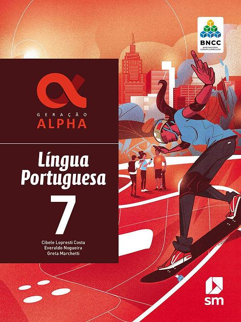 Geração Alpha - Língua Portuguesa - 7º ano