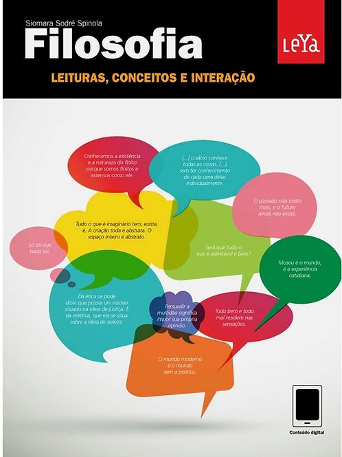 Filosofia - Leituras, conceitos e interação