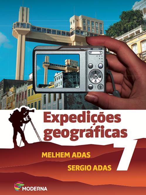 Expedições Geográficas 7 ano Edição 3