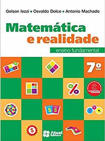 Matemática e realidade 7