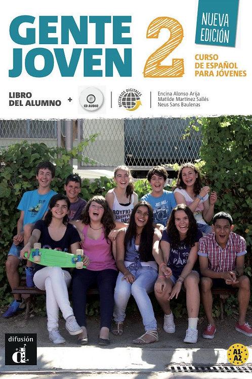 Gente Joven - Libro del Alumno - 2 - A1-A2