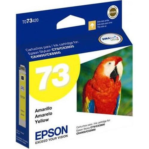 Cartucho Epson 73 Amarelo C79-92-110 CX3900