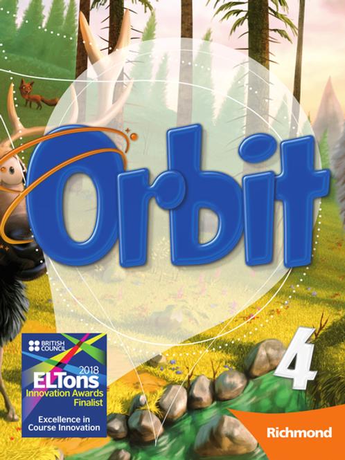 Inglês Orbit 4