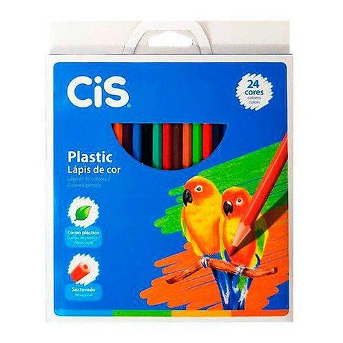 Lápis de cor Cis Jumbo
