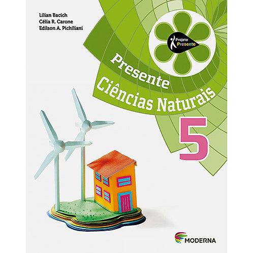 Ciências Projetos presente ciências da natureza 5