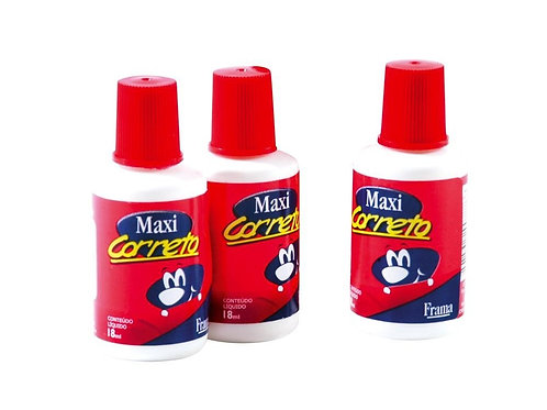 9 - Corretivo Liquido Maxi
