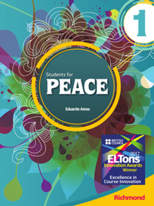 Students For Peace Volume 1