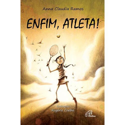Enfim, atleta, Anna Claudia Ramos