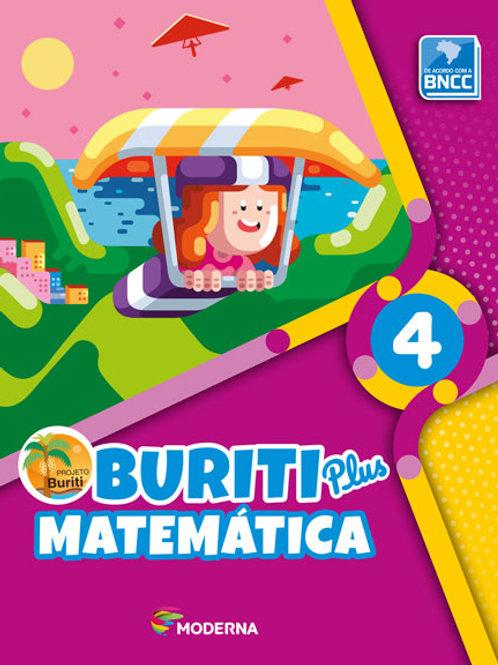 Buriti Plus - Matemática - 4ºano