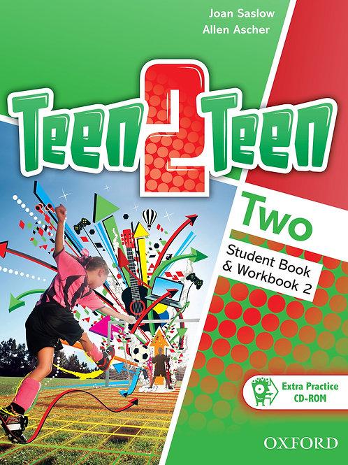 Teen2Teen - Two - 7º ano