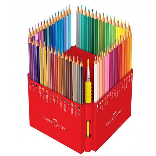 EcoLápis Aquarelável 60 cores Faber Castell