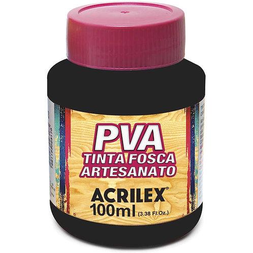 Acrilex - Preto PVA