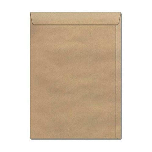 Envelope 26x36 pardo PCT com 5 unidades Scrity