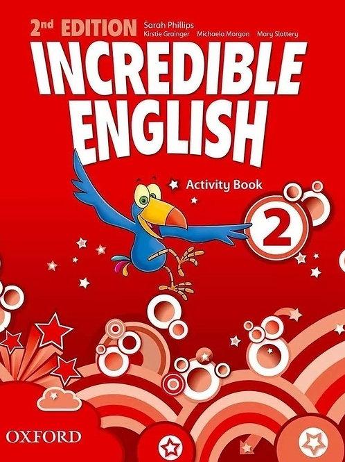 Incredible English - Activity Book - 2