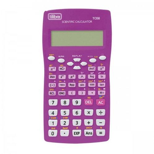 Calculadora Científica Tilibra TC08