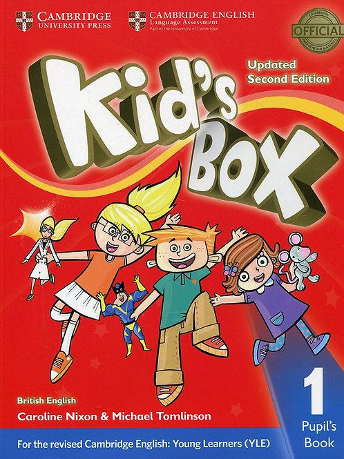 Kids's Box - Pupil's Book - 1