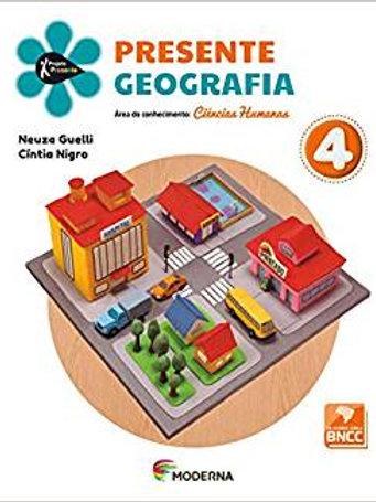 Projeto presente geografia 4