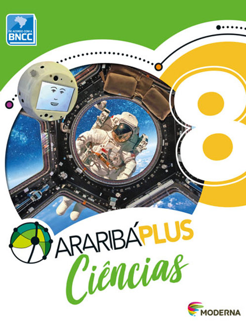 Araribá Plus Ciências 8 ano