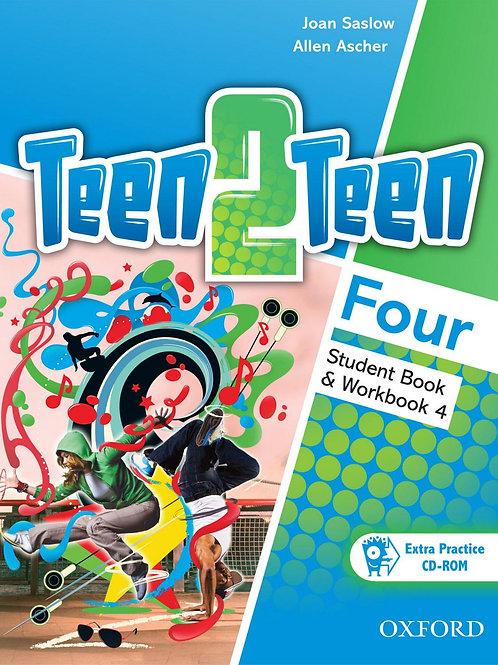 Teen2Teen - Four - 9º ano