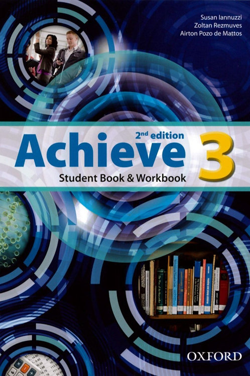 Achieve - Student Book & Workbook - 3
