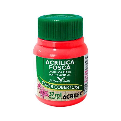 Acrilex - Vermelho Fosco
