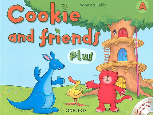 Cookie And Friends Plus - A - CD