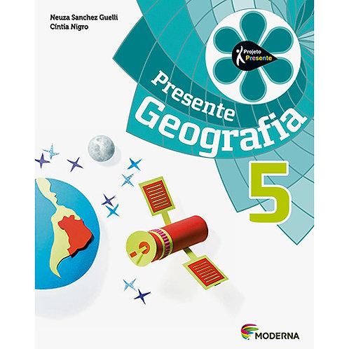 Geografia Projeto presente 5