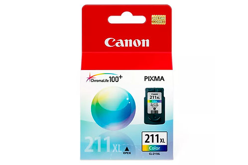 Cartucho Canon CL221 XL Color
