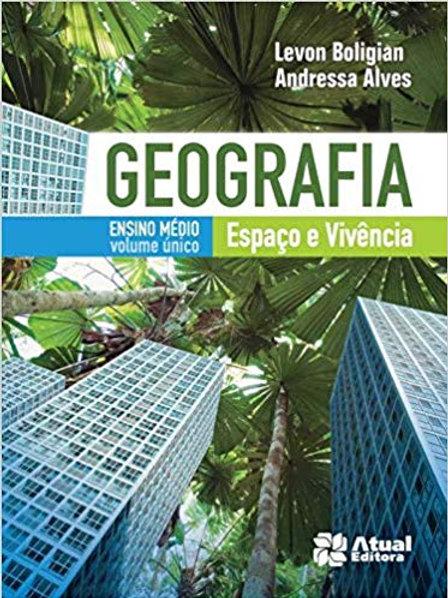 Espaço e vivencia Geografia volume Único