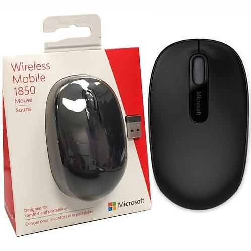 mouse Wireless Mobile 1850 Microsoft
