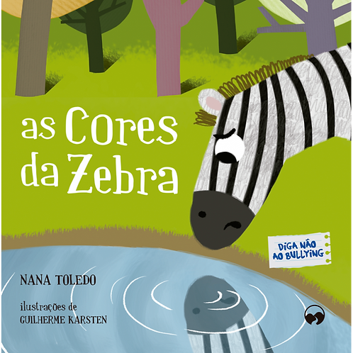 As cores da zebras